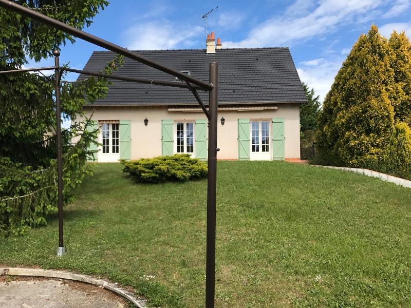Vente  belle propriété T 7 avec sous-sol total sur un terrain de 1295 m² Gien Loiret 45
