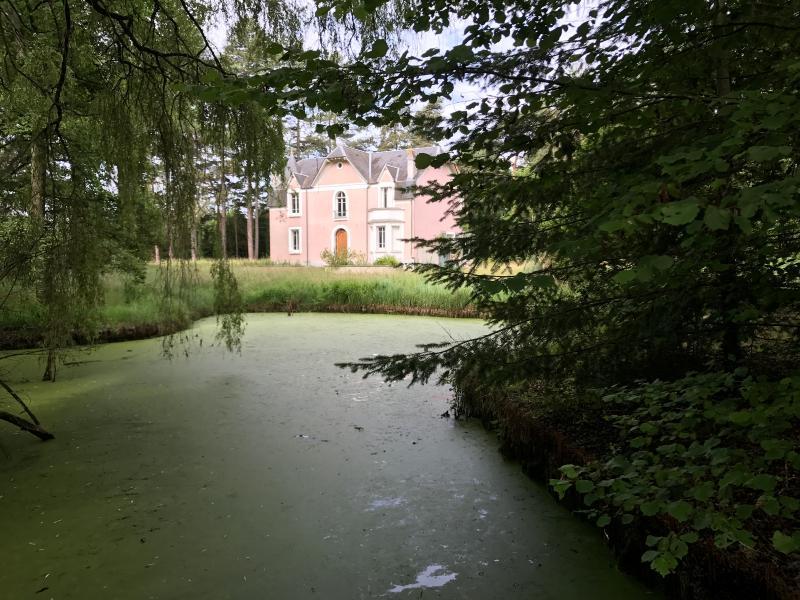 Vente  superbe demeure de charme sur un parc de 1,6 hectares Gien 45 Loiret