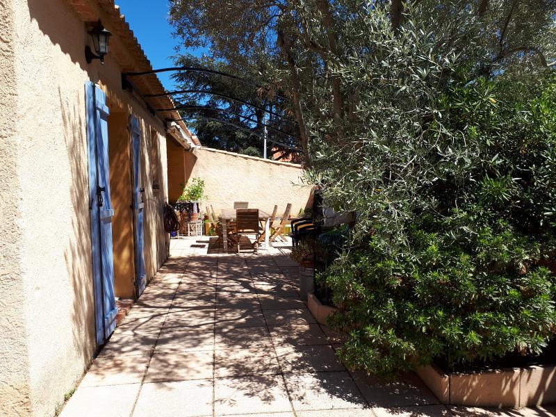 Vente La Seyne, villa T5 de 104m² sur 300m² de terrain plat, , Var 83.