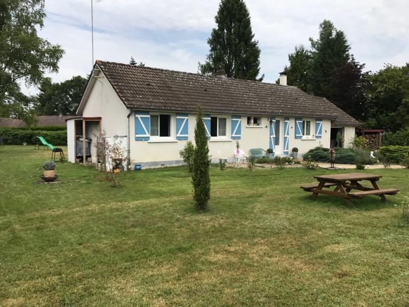 Vente  maison plain pied T4 sur un terrain de 1760 m² Gien 45 Loiret