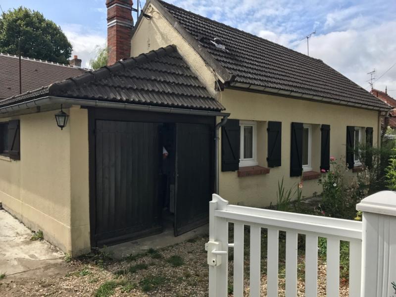Vente  maison plain-pied type 3 + garage, jardin 235M2, Montargis 45 Loiret