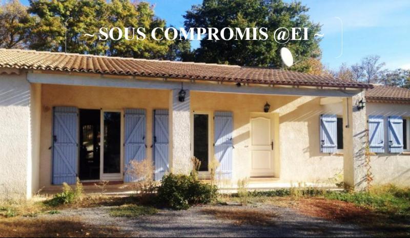 Vente RIANS, villa T4 sur 1002 m², garage, , VAR 83.