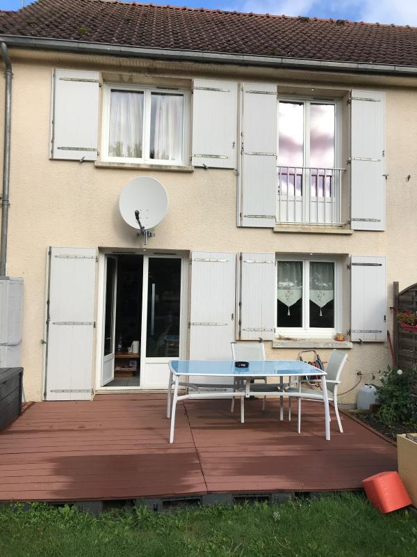 Vente  maison T4 sur 300 m² de terrain Montargis 45 Loiret