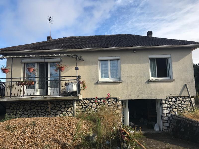 Vente  maison sur sous-sol total type 3 sur 1871 m² Gien 45 Loiret