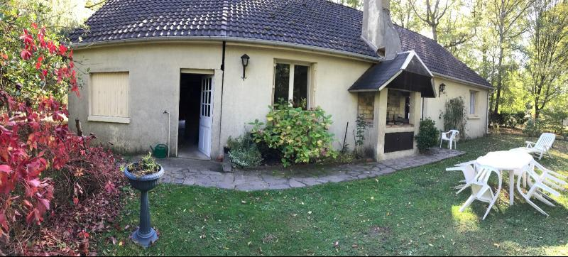 Vente  maison de plain-pied T4 sur 2263 m² de terrain Gien 45 Loiret