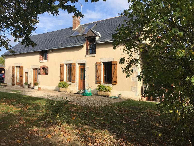 Vente  propriété de 1,5 hectares Gien 45 Loiret