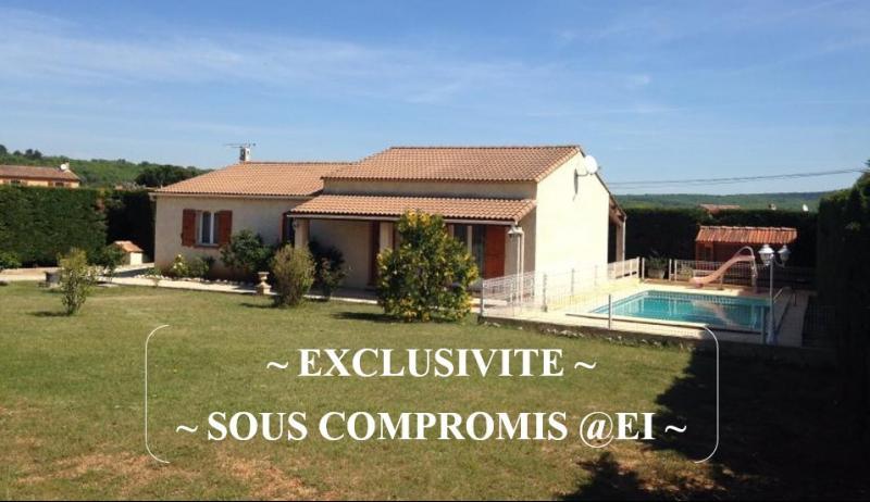 Vente EN EXCLUSIVITE ! RIANS, Villa traditionnelle, piscine, garage sur 1300 m². Var 83. .