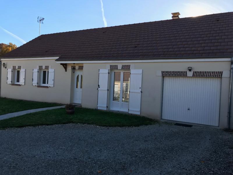 Vente  maison de plain-pied type 5 sur 800 m² de terrain Gien 45 Loiret