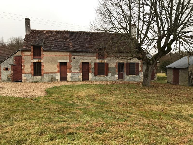 Vente  corps de ferme sur 2700m² de terrain constructible Gien 45 Loiret