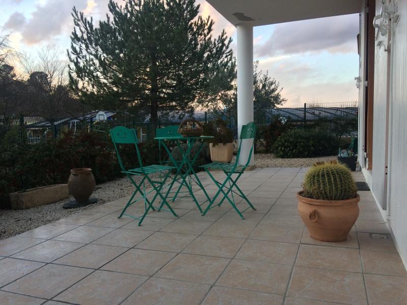 Vente  appartement T2 avec jardin Bras 83 Bras
