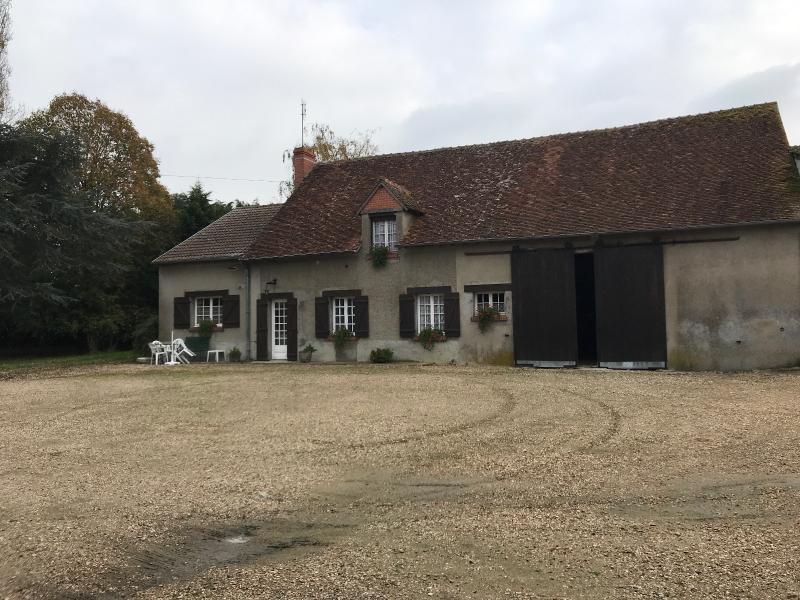 Vente  ferme type 6 sur 12 hectares Gien 45 Loiret