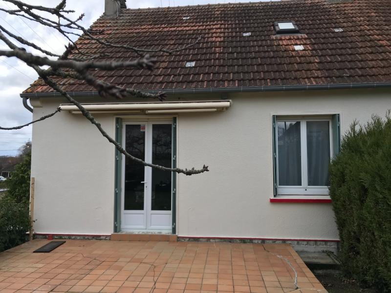 Vente  maison type 4 sur sous-sol total 786 m² de terrain divisible et constructible Montargis 45