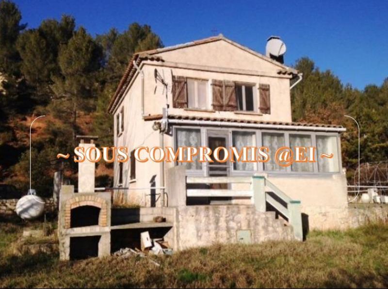 Vente RIANS, villa T4 sur 1515 m², garage, , VAR 83.