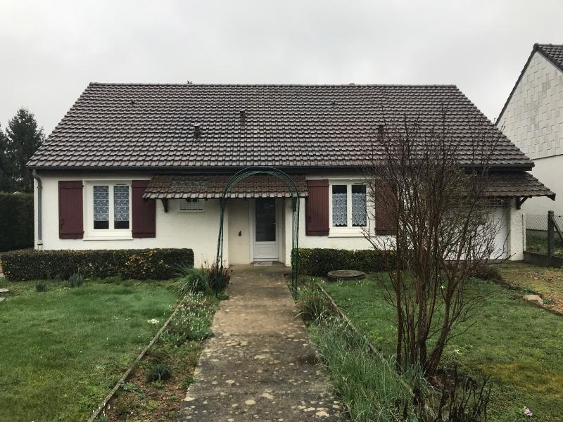 Vente  maison de plain-pied type 5 sur 970 m² de terrain Montargis 45 Loiret