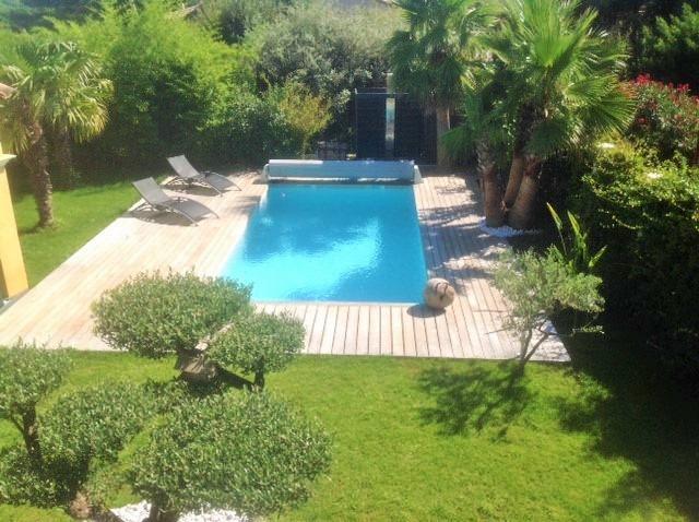 Vente La Seyne, JANAS, Villa contemporaine de 200 m2, terrain 900 m2, piscine, terrasse, , Var 83