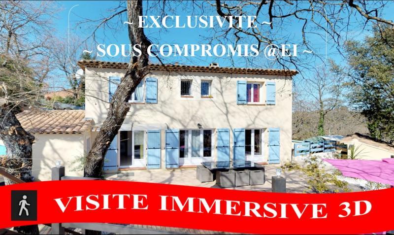 Vente EN EXCLUSIVITE ! BASTIDE RECENTE T7 128 M² TOURVES 83 VAR. VISITE IMMERSIVE 3D SUR NOTRE SITE WEB