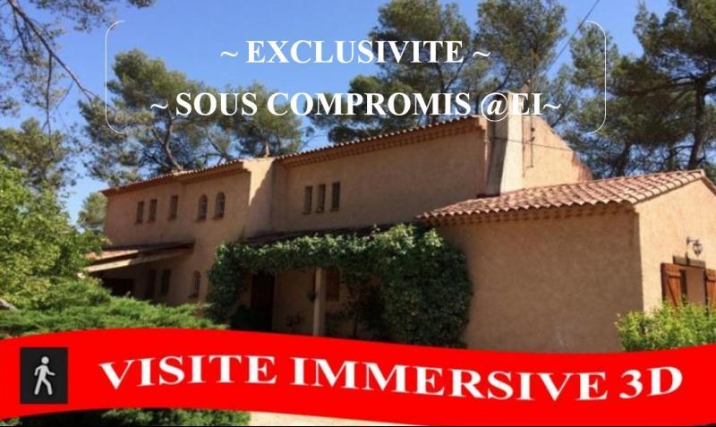 Vente SPACIEUSE VILLA TRADITIONNELLE SAINT MAXIMIN 83 VAR VISITE IMMERSIVE 3D SUR NOTRE SITE WEB.