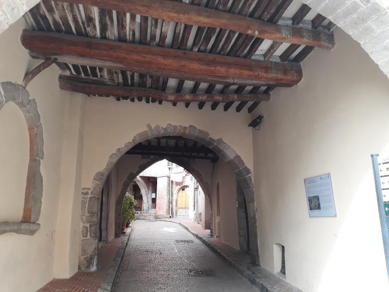 Vente Ollioules, centre ville, authentique maison médiéval de 125 m²,  Var 83