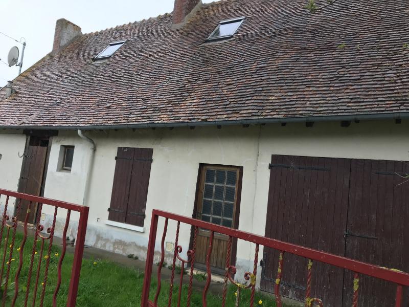 Vente  maison ancienne T4 sur 404 m² de terrain Gien 45 Loiret