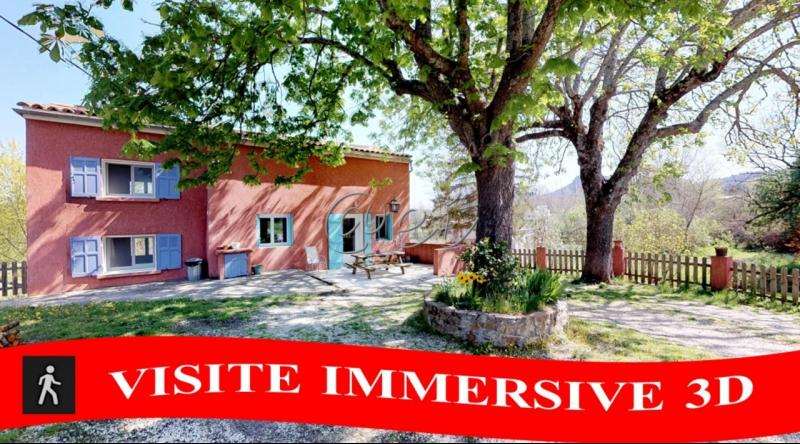 Vente BASTIDE RENOVEE 1 600 M² DE TERRAIN MAZAUGUES 83 VAR. VISITE IMMERSIVE 3D SUR NOTRE SITE WEB.
