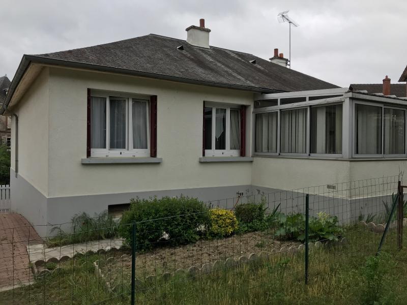 Vente  maison T6 sur sous-sol total terrain de 500 m² Gien 45 Loiret
