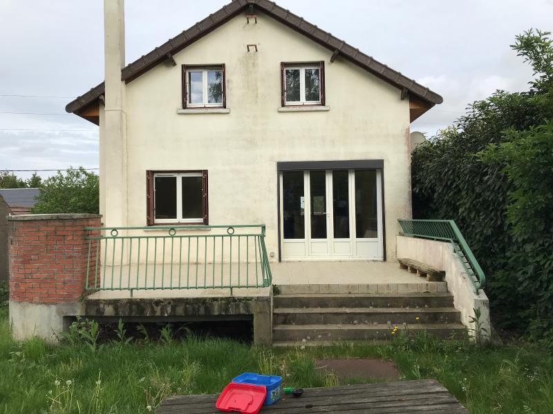 Vente  belle maison traditionnelle sur sous-sol total type 5 terrain de 600m² Montargis 45 Loiret