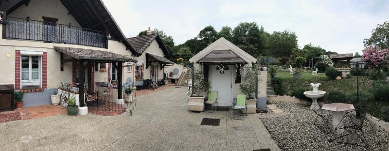 Vente  maison type 7 sur 2000 m² de terrain Gien 45 Loiret