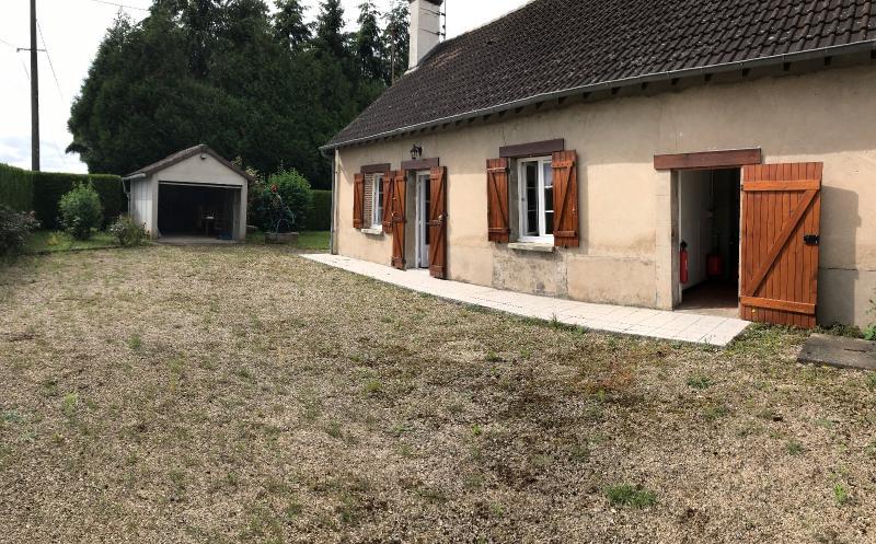 Vente  maison T4 sur 900 m² de terrain