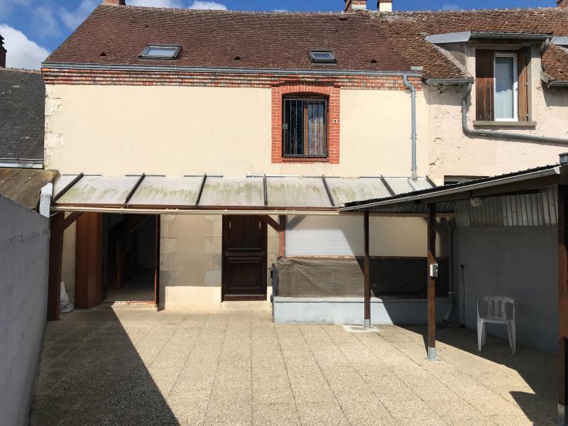 Vente  charmante maison de ville type 6 sur 436 m² de terrain Bonny-Sur-Loire 45 Loiret