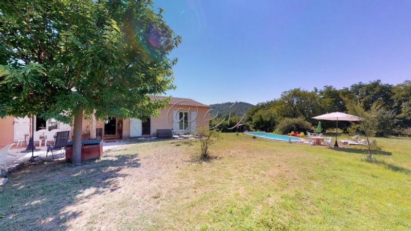 Vente Varages, Villa T4 sur 4010 m² de terrain avec piscine VAR 83