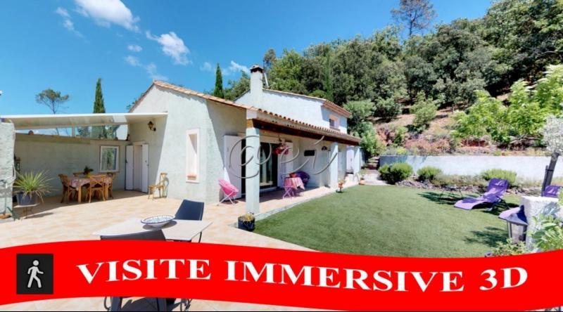 Vente VILLA T 5 170 M² VUE DOMINANTE SPA TOURVES 83 VAR - VISITE IMMERSIVE 3D SUR NOTRE SITE WEB.