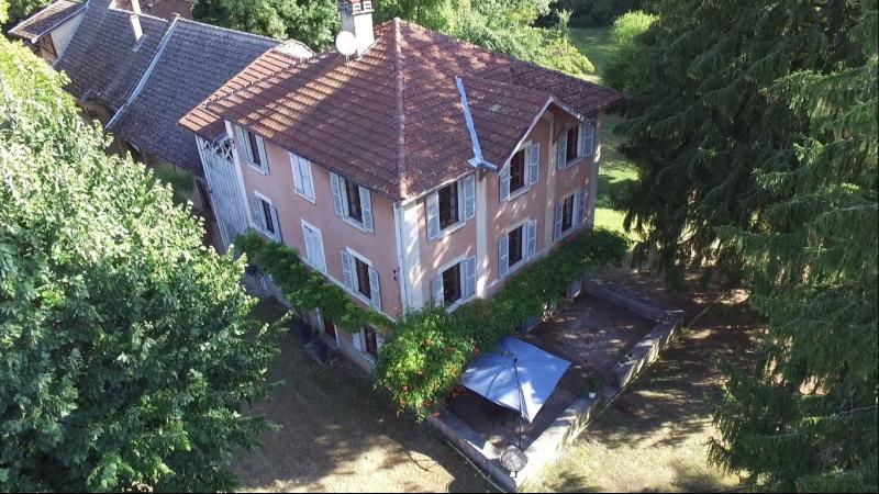 Vente Saint Sorlin en Bugey, Propriété Moulin 290 m², Parc 9020 m², , Ain 01