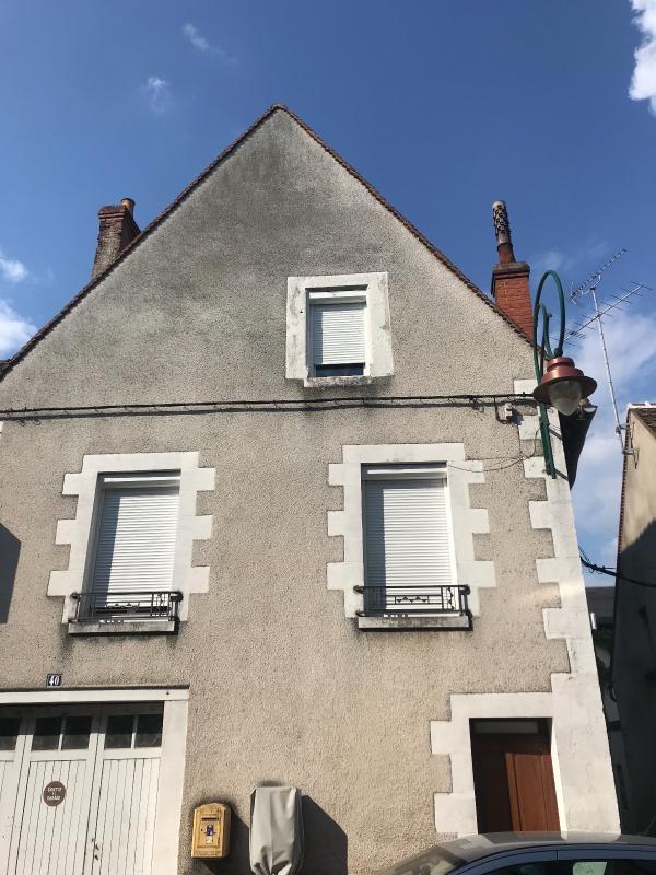 Vente  Immeuble T5+T2 de 120m² avec garage centre de Gien 45 Loiret