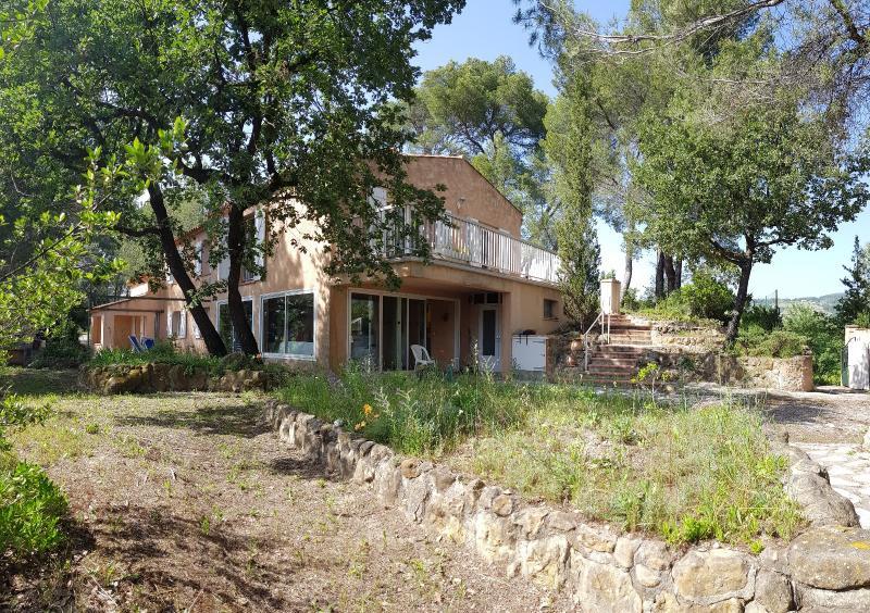 Vente La Cadière d'Azur, Villa T7 de 234 m² (2 habitations) sur 2500 m², , Var 83