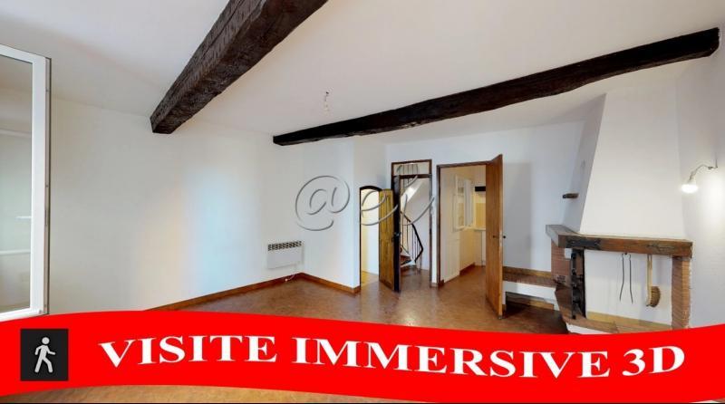 Vente RIANS, MAISON DE VILLAGE T5 90 M² AVEC 2 APPARTEMENTS VISITE IMMERSIVE 3D SUR NOTRE SITE WEB.