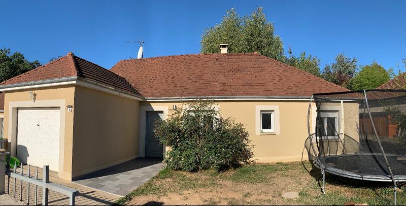Vente  maison récente de plain-pied type 4 de 100 m² sur 331 m² de terrain Gien 45 Loiret