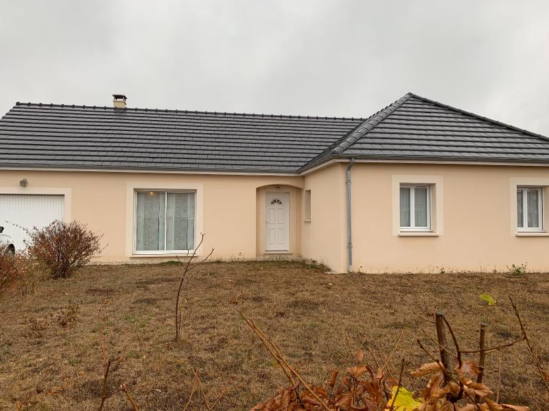 Vente  maison neuve de plain-pied T7 sur 1090 m² de terrain Gien 45 Loiret