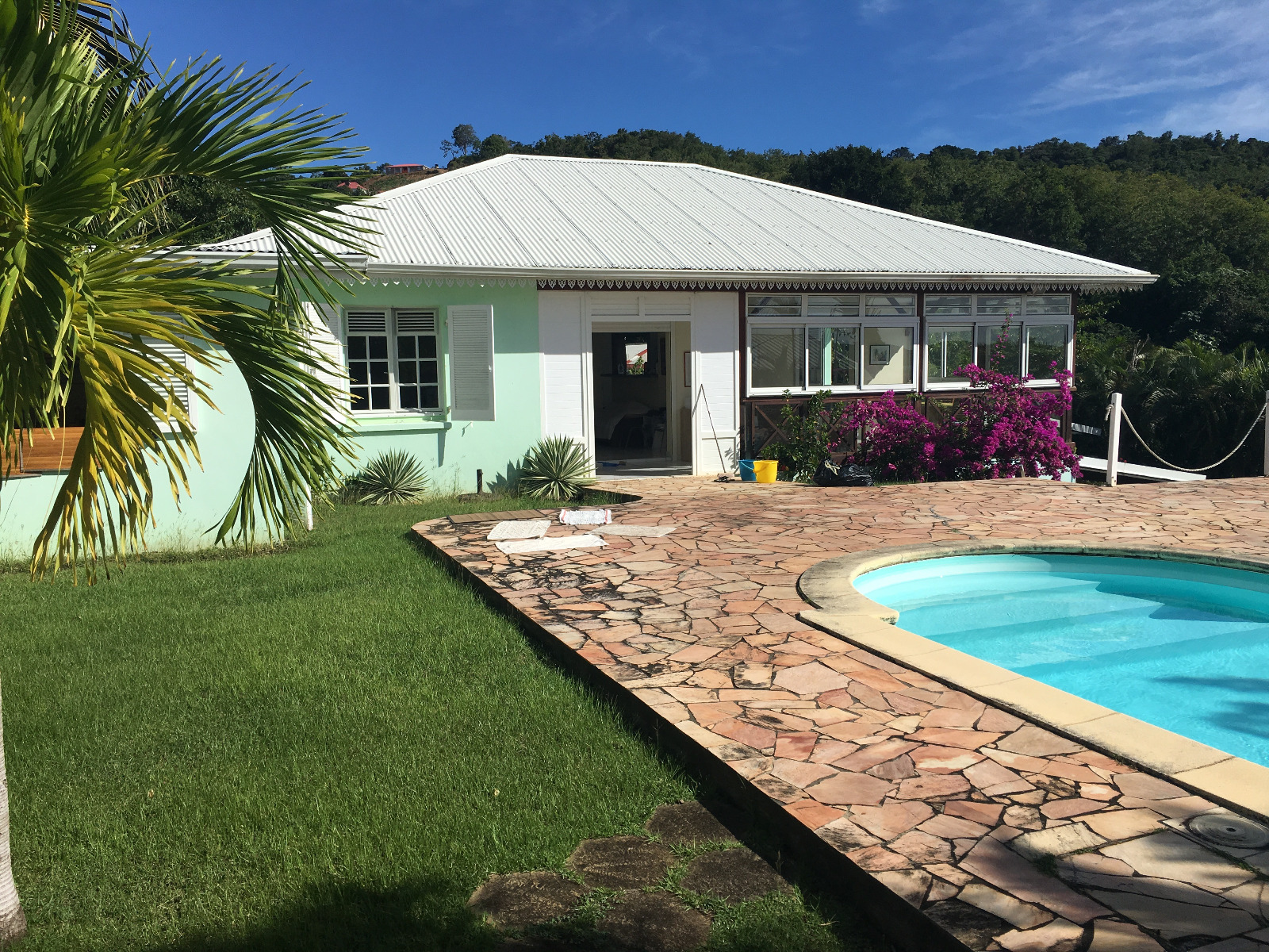 Le robert 97231 belle maison f6 f1 en lotissement for Achat de maison en martinique