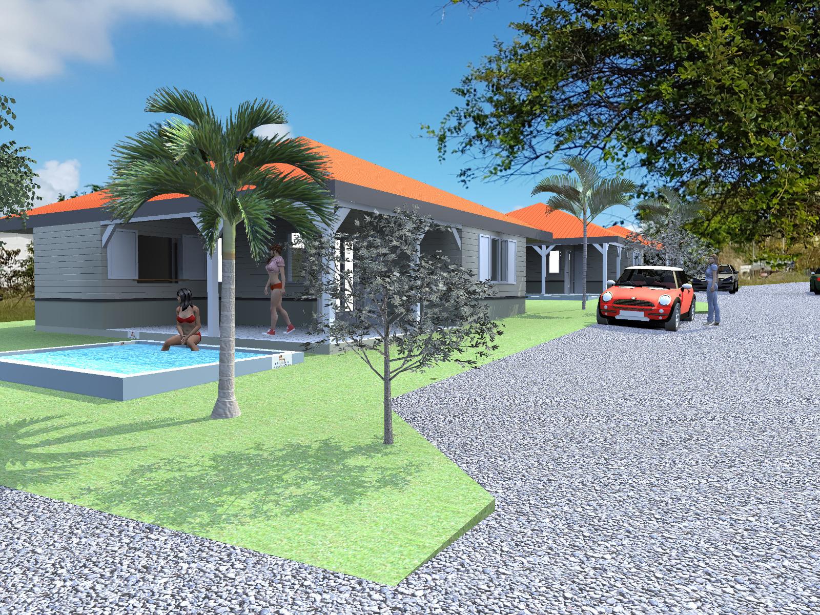 Vente villas t3 cap chevalier vefa for Vente maison vefa