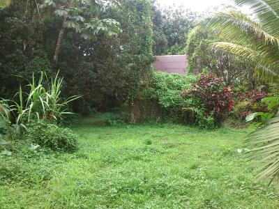 Vente LE ROBERT, HABITATION à DETRUIRE - 4294m2 de TERRAIN Agence Accord Immobilier, Martinique