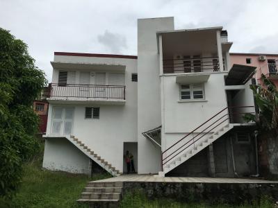 Fort-de-France (97200), centre ville Immeubles avec jardin Agence Accord Immobilier, Martinique