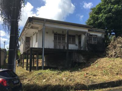 FdF (97200), Balata, Maison F4 à achever sur 515 m2 de terrain plat Agence Accord Immobilier, Martinique