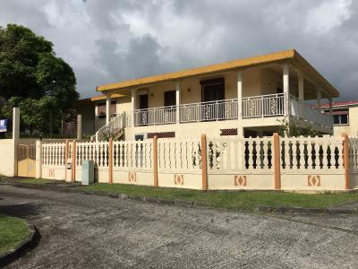 Sainte-Marie (97230), Villa F4 en lotissement avec sous-sol et terrain plat Agence Accord Immobilier, Martinique