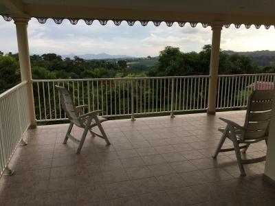 Le Gros-Morne (97213), Appartement F2 très spacieux avecun evue dégagée su rles mornes Agence Accord Immobilier, Martinique