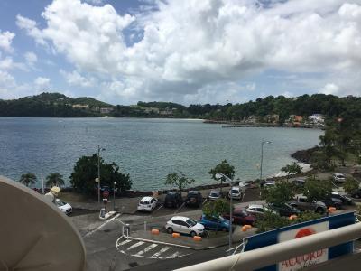 La Trinité (97220), Appt F2 dans le bourg, avec une merveilleuse vue sur la baie Agence Accord Immobilier, Martinique