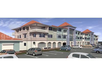 LA TRINITÉ, Bel appt F3 avec vue mer au 2ème et dernier étage des Portes du Nord Agence Accord Immobilier, Martinique