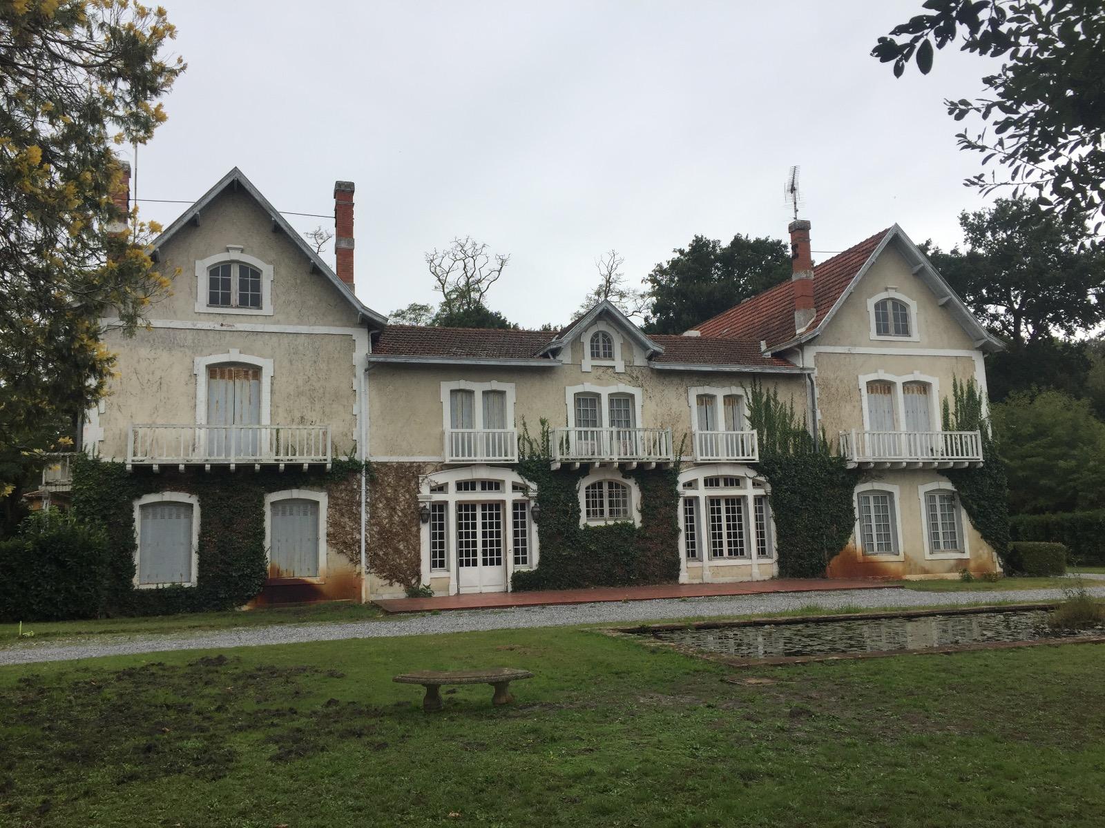 Mimizan maison de ma tre et en centre ville era landes ocean for Achat maison mimizan