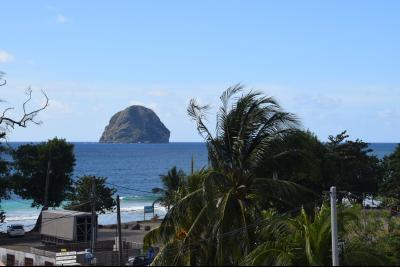 Diamant : Superbe F3 en duplex à 2 pas de la plage