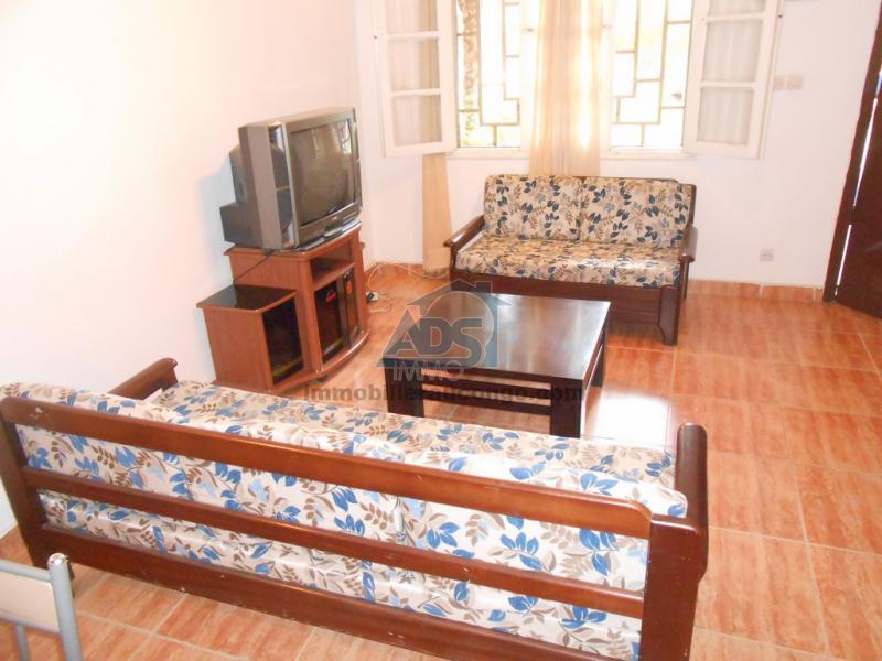 Appartement de 1 chambre à louer à la Gombe