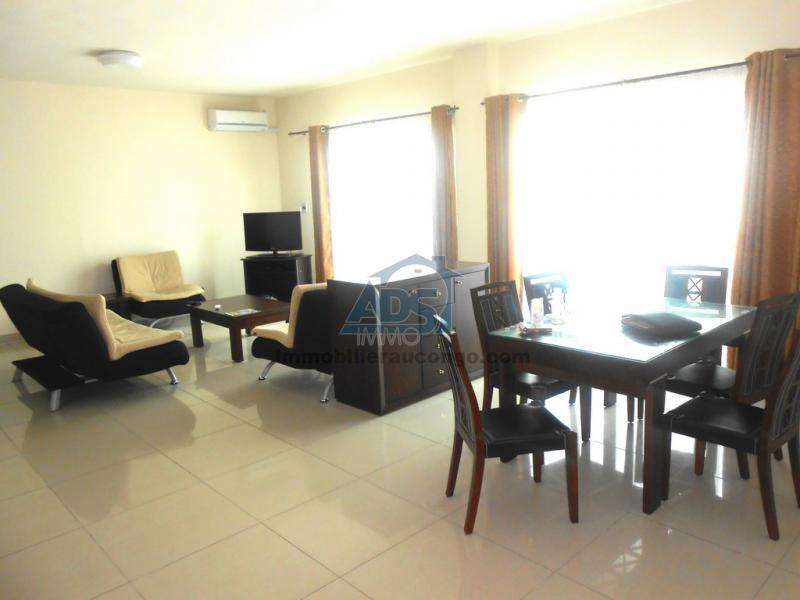 Bel appartement meublé de 2 chambres à louer à GB